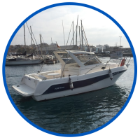 Faeton 780 Sport azul